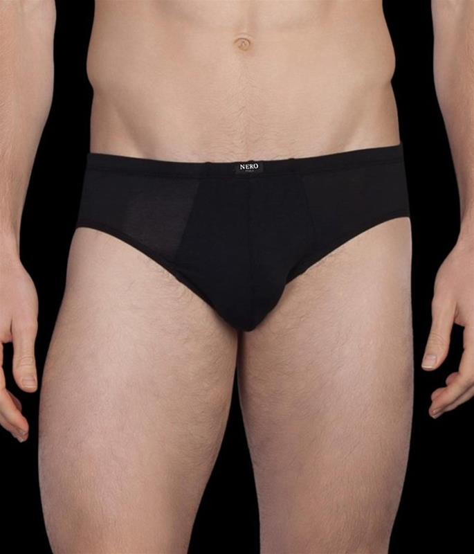 niebla tóxica Composición hijo  Moda-Underwear:La Perla Medium Men' Briefs new Skin - Black/3XL (XXXL -  Black) - 12963-0002-3XL